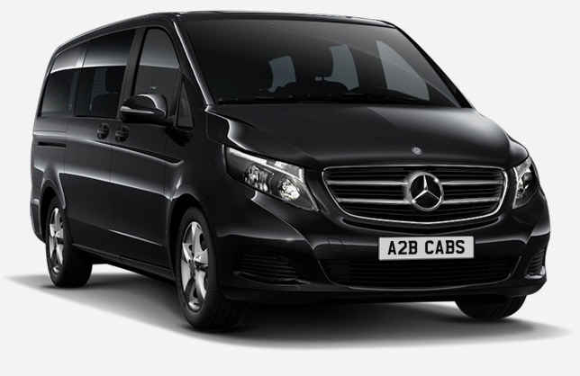 8 seater minibus hire Brackley